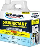 Performacide 102000 Disinfectant for Hard Non-Porous Surfaces Gallon Kit