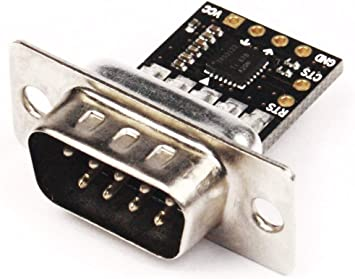 Low Power 3v Digital Converter Kit CMOS//TTL to rs232