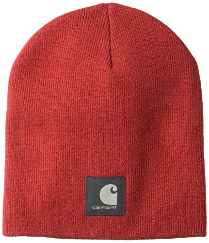 Carhartt Men's Force Extremes Knit Hat, Dark Crimson, OFA