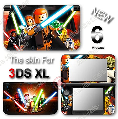 Star Wars SKIN VINYL STICKER DECAL COVER #2 for Original Nintendo 3DS XL