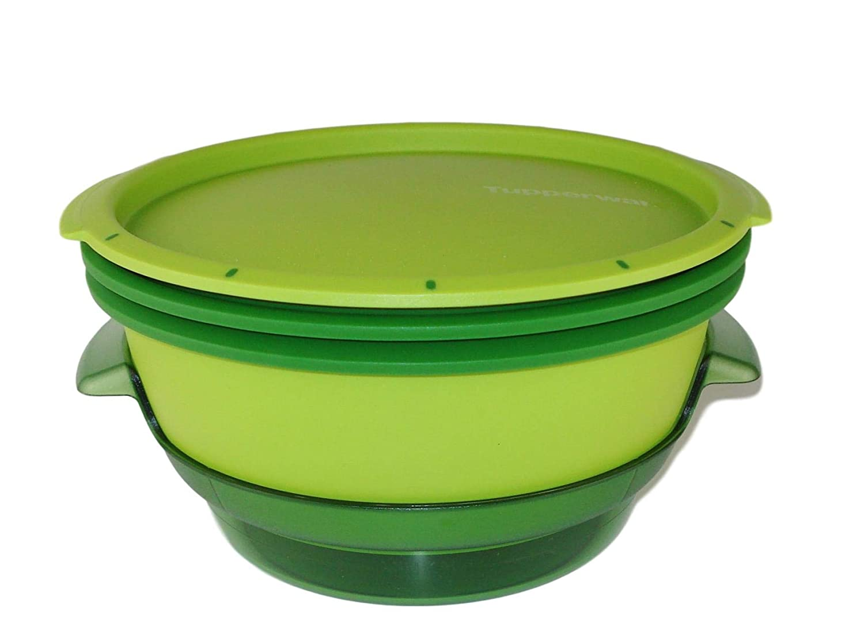 Tupperware Microondas Micro Gourmet Vaporera verde Micro Vapor ...