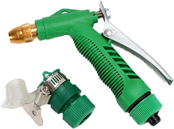 LERDBT Conjuntos de riego Pistola de Agua Productos de jardín Hogar Cobre Cabeza for riego de césped Riego de césped Multiusos para Jardín: Amazon.es: Hogar