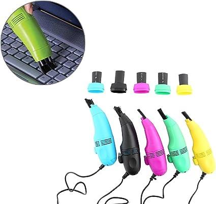 MINI ASPIRATEUR USB POUR NERTTOYAGE CLAVIER ORDINATEUR ECT....