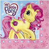 : My Little Pony Small Napkins (16ct)