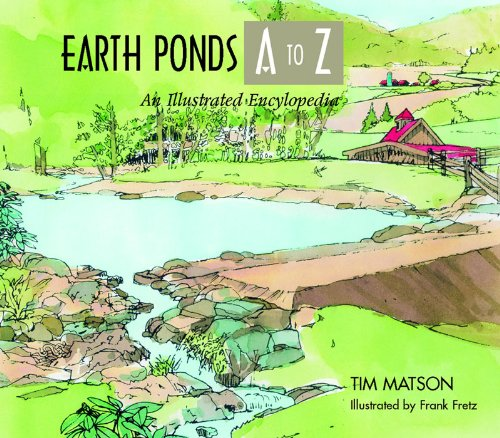 Earth Ponds A to Z: An Illustrated Encyclopedia ebook