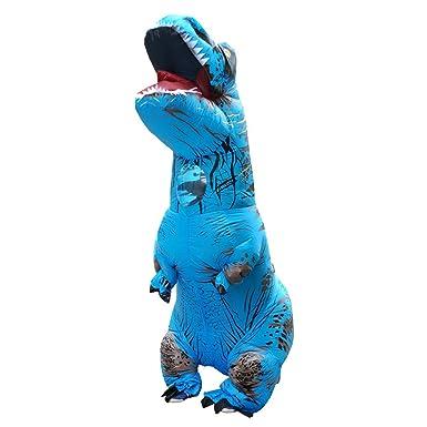 mamum T-Rex disfraz hinchable dinosaurio disfraz para Anime ...