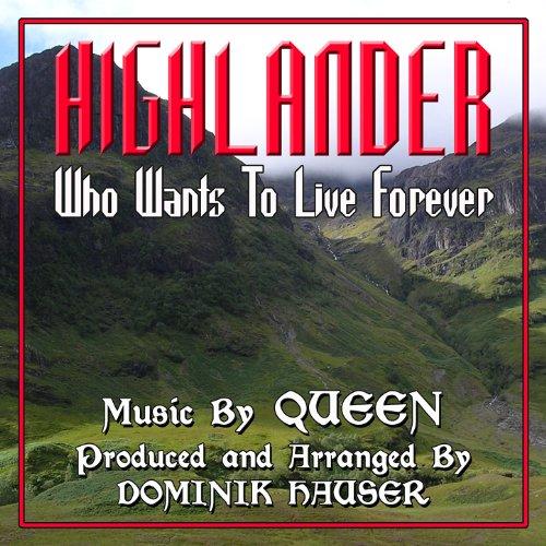"""Queen Highlander Soundtrack: Highlander: """"Who Wants To Live Forever"""" (Instrumental Mix"""