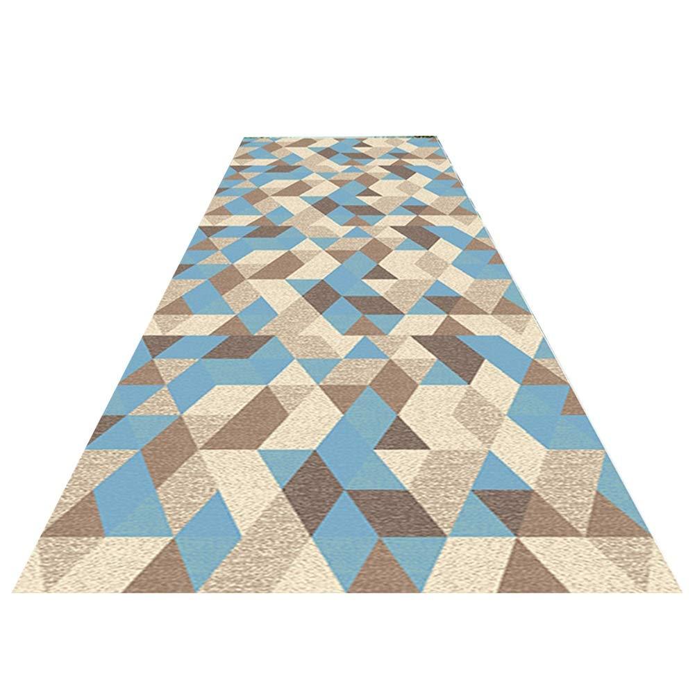 ZEMIN 廊下敷きカーペッ 狭い カーペット エントリ エリアラグ カッタブル にとって 入り口 リビングルーム、 複数のサイズ (色 : A, サイズ さいず : 0.8x8m) B07RGFK68J A 0.8x8m
