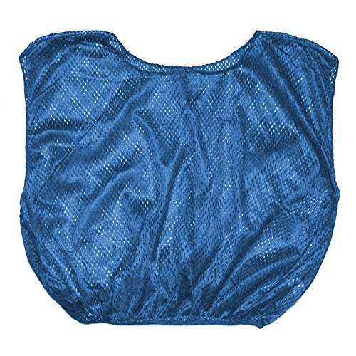 Champion Sports Adult Practice Scrimmage Vest, Royal Blue
