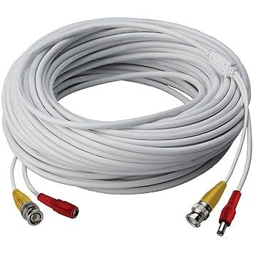 Cable coaxial de alta potencia Siamés de alta calidad de 120FT ...