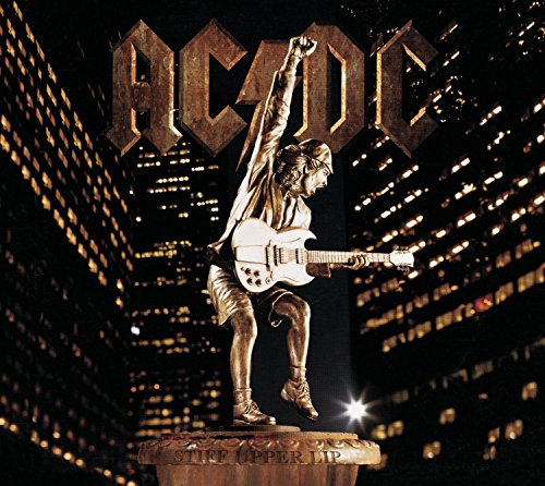(Ac Dc Stiff Upper Lip Album)