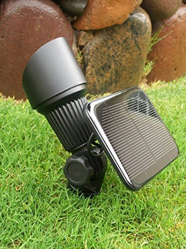 High Output Solar Spot Light - White Light by YardBright (Image #2)