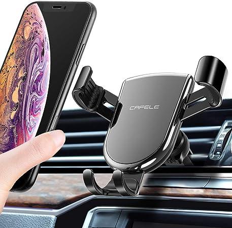 Handyhalterung Auto Schwerkraft 4 5 6 5 Zoll Elektronik