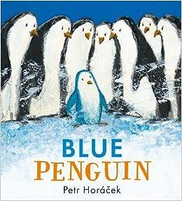 Image result for blue penguin book