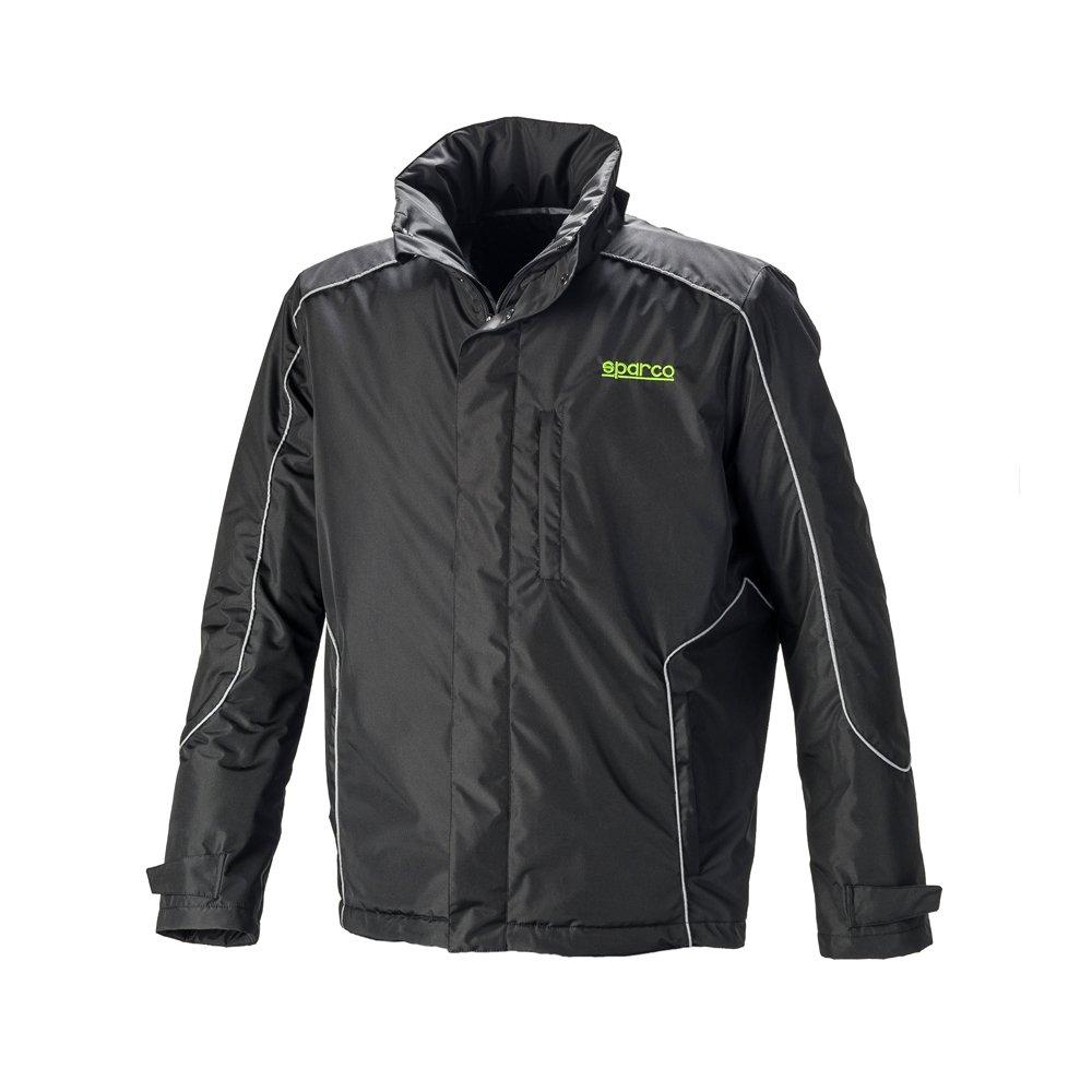 Sparco s011294nr2M Winter Jacke Jacke, Schwarz, Größe M