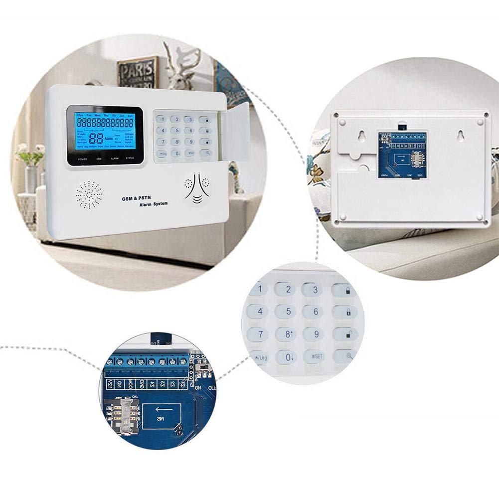 Motto.H 2G Sistema de Alarma inalámbrico para la Oficina en ...
