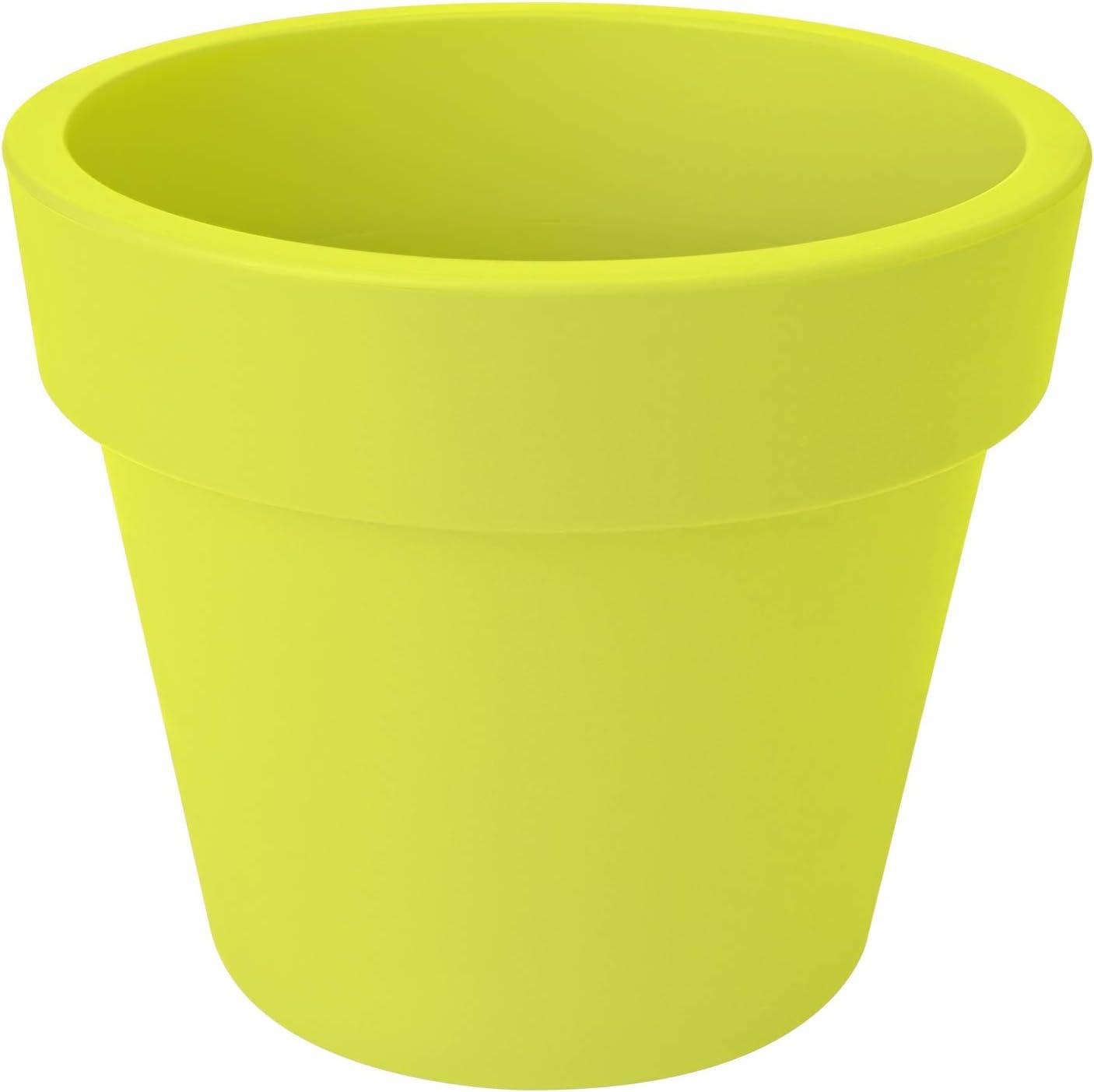 Pot de fleurs//pfanztopf ELHO B For Soft Ø 14 cm Anthracite