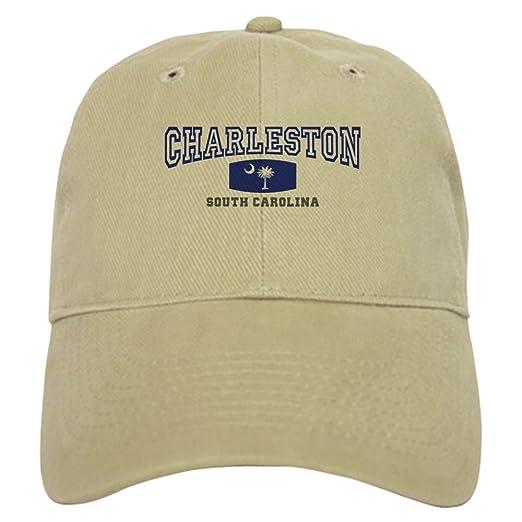 Cafepress Charleston South Carolina Sc Baseball Cap