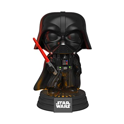 Funko 35519 POP Bobble: Star Wars: Darth Vader Electronic, Multicolor: Toys & Games