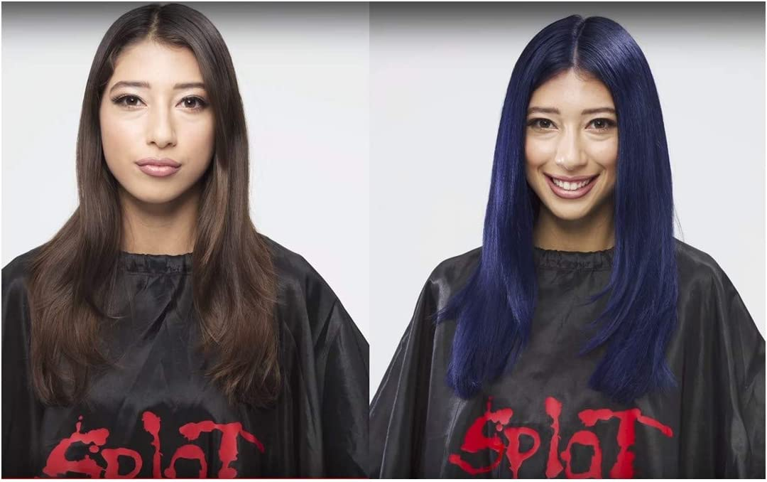 Splat Midnight Hair Color Indigo 6 0 Oz Indigo Amazon Ca Beauty
