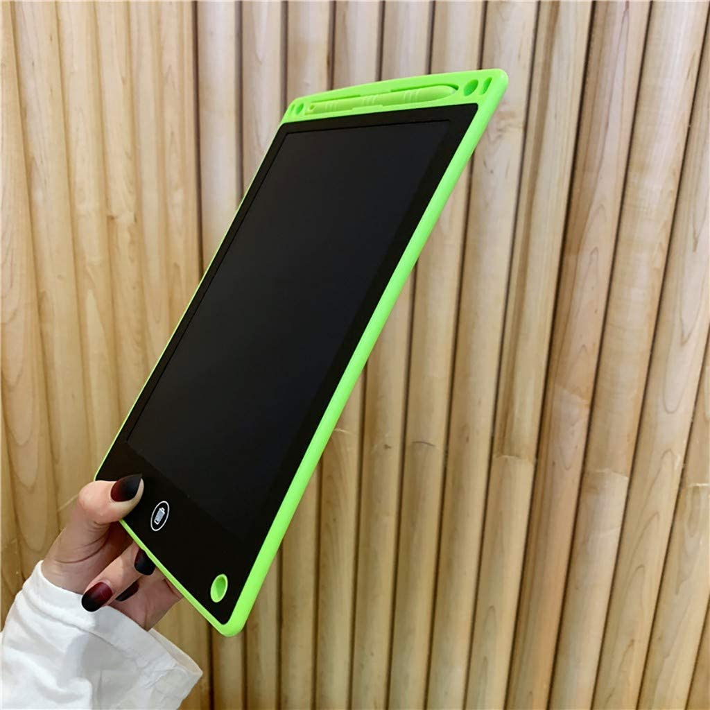 One76 LCD Writing Tablet Electronic Doodle Pads Drawing Board Gift for Kids and Adults at Home,School and Office 8.5-Inch Eye Protection Writing Board Doodle Board