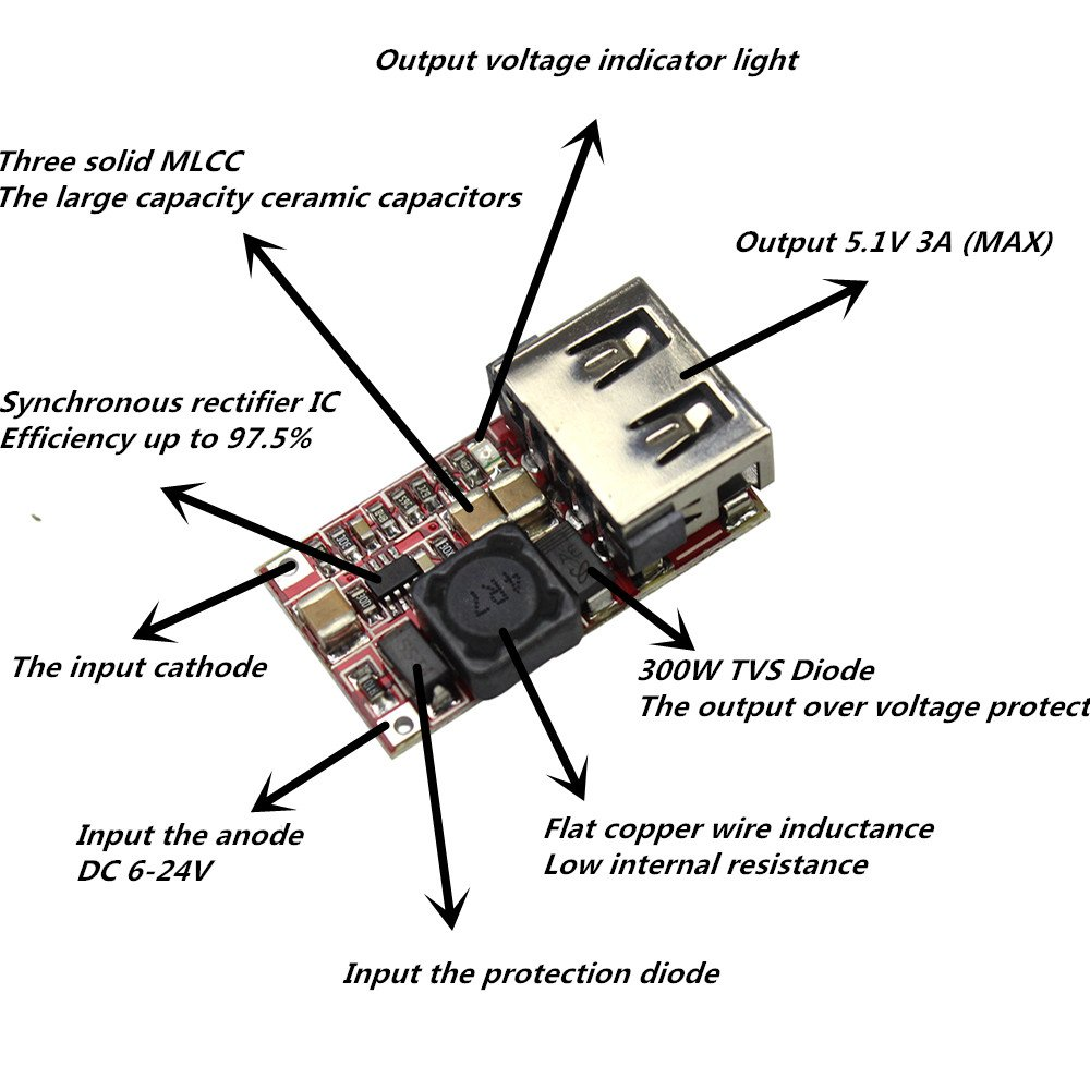 Buck Regulator Circuit Diagram All Image About Wiring Diagram And