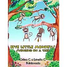 Five Little Monkeys Swinging on a Tree