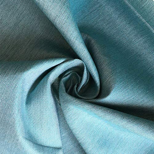 Fabric Sandwiches, Outdoor Fabric Sold by Half Meter, 1 qty=50 centimeters;2 qty=100 centimeters; Ideal for Outdoor Coverings, Armchairs, Sofas, Chairs, Cushions, Table Cloths, Loungers