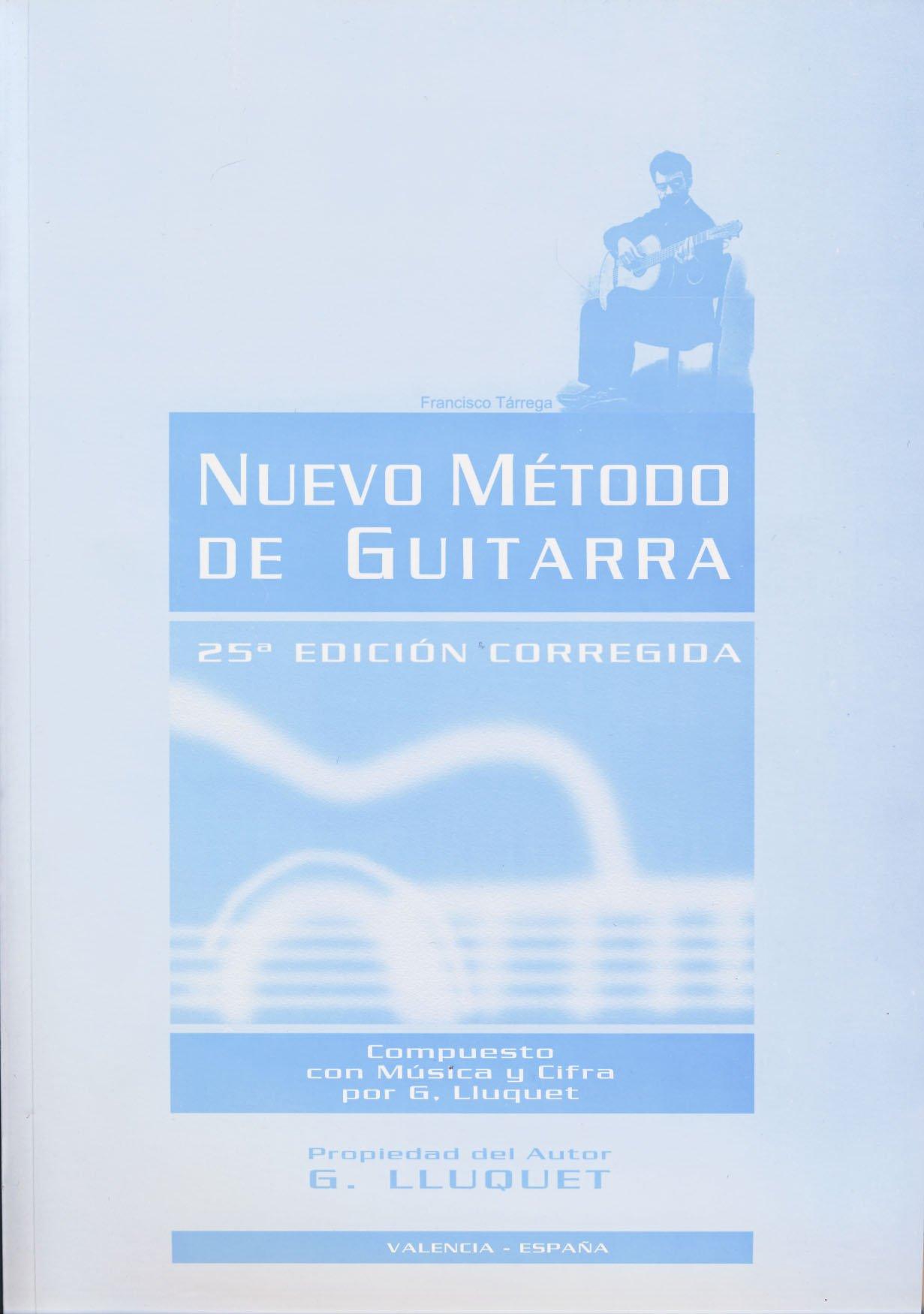 LLUQUET - Nuevo Metodo de Guitarra Compuesto con Musica y Cifra ...