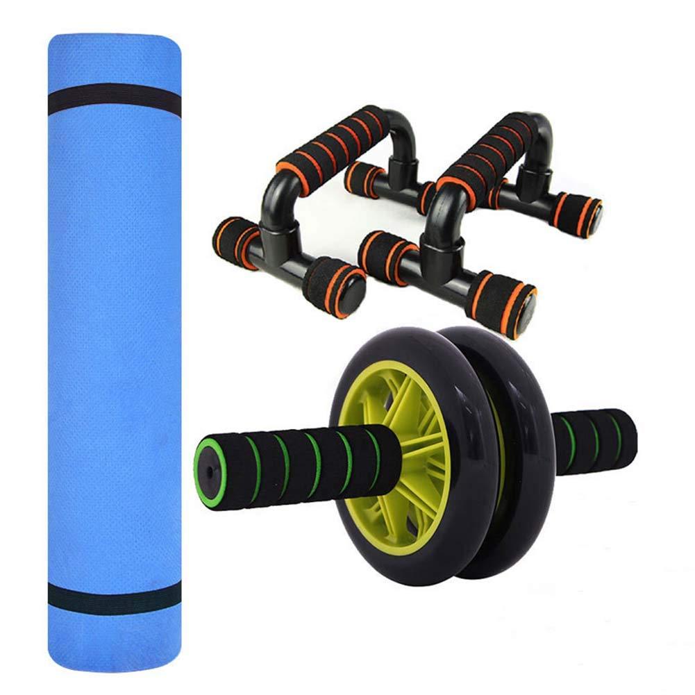 Qys Yoga Matte Push-Up-Halterung Griff Seilspringen Kombination Yoga Einstellen Zum Yoga Pilates Fitness Übung