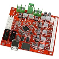 SODIAL(R) A8 3D Printer Mainboard For Anet V1.0 Reprap Mendel Prusa Control Motherboard