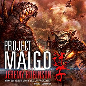 Project Maigo Audiobook