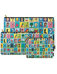 Society6 LOTERIA! Carry-All Pouch