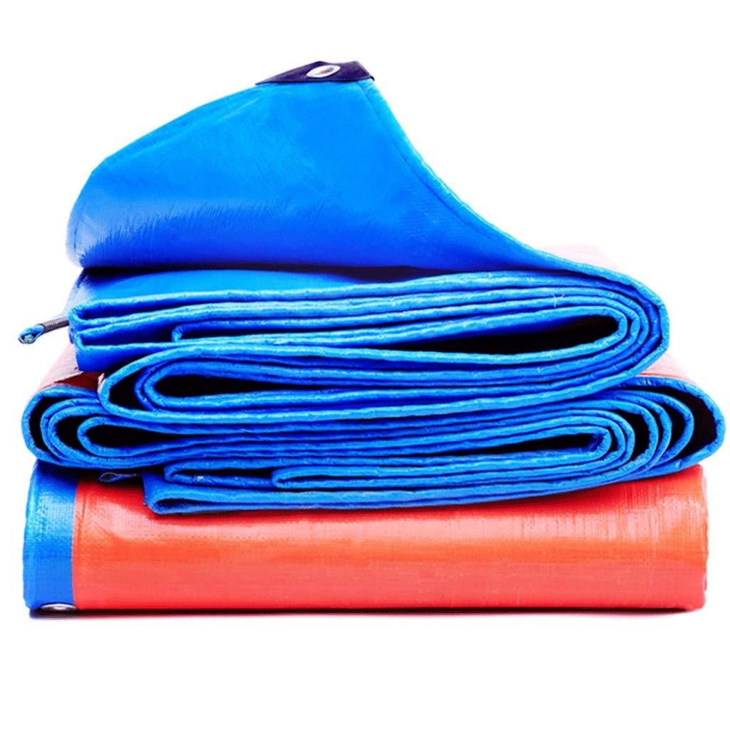 Tela cerata di plastica del PE dell'isolamento dell'isolamento dell'isolamento impermeabile di prossoezione solare ispessente della tela cerata impermeabile (dimensioni   5  6m) | elegante  | Nuovo Prodotto 2019  5b9b5f
