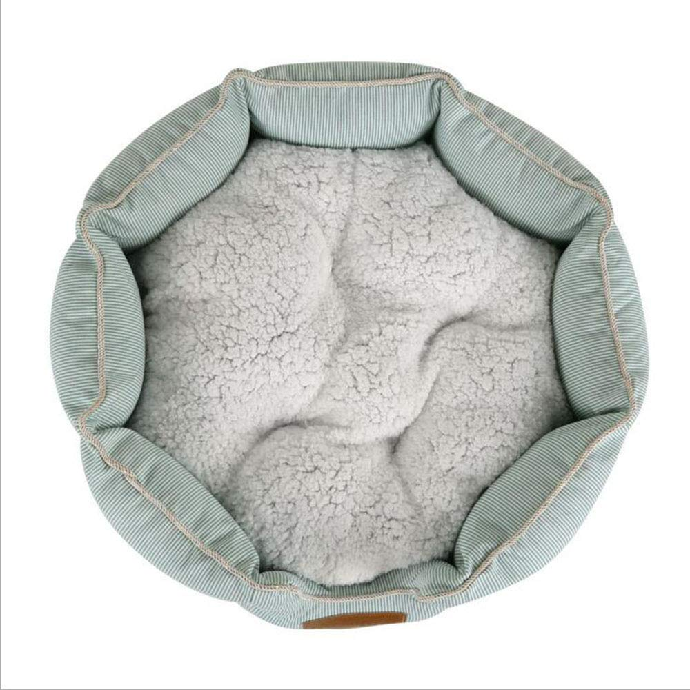 Medium GCCLCF Dog bed, high end waterproof bed s m   l and puppy bed, quality durable Oxford material, comfortable puppy, comfortable bed collection and truly washable kennel board,M