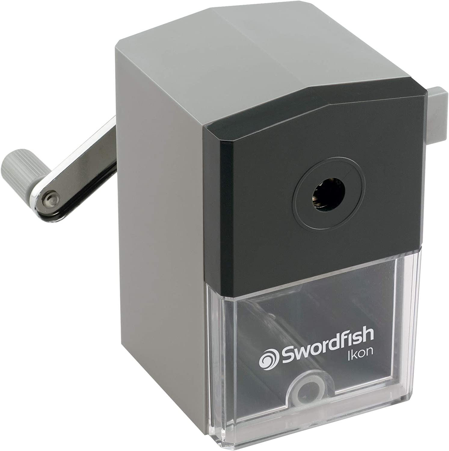 Swordfish 40100 Ikon Desktop Manual Pencil Sharpener