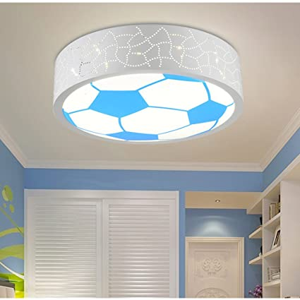 Leihongthebox Ceiling Lights Lamp Childrenu0027s Room Lamp Led Ceiling Light  For Boys And Girls Lovely Basketball