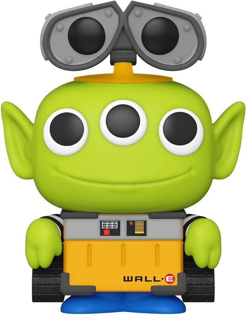 Funko-Pop Disney Pixar-Alien as Wall Anniversary Figura Coleccionable Multicolor 48363