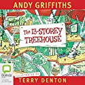 13-Storey Treehouse Audiobook by Andy Griffiths Narrated by Stig Wemyss