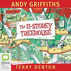 13-Storey Treehouse Audiobook
