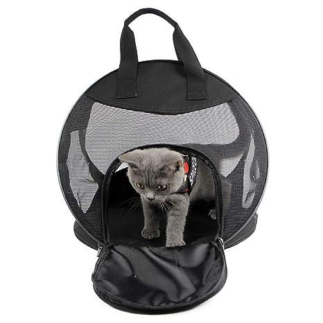 WLDOCA Bolsa Transporte para Perros pequeños y Gatos con ...