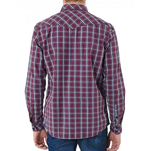 Chemise à carreaux Tyrus KAPORAL (S)