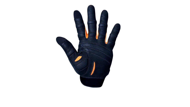 grau//orange Paar BIONIC Glove Herren Handschuhe Crosstraining Full Finger W//f/ür Technologie