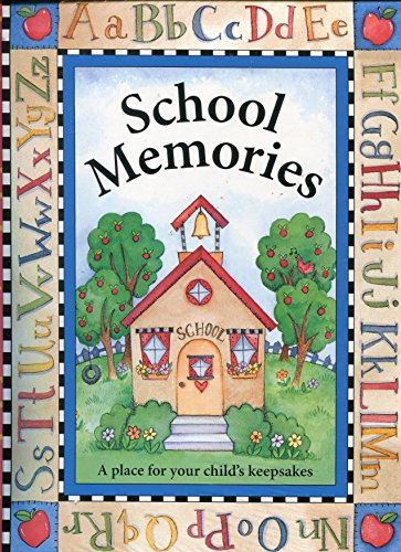 New Seasons School Memories Keepsake Photo Album Scrapbook