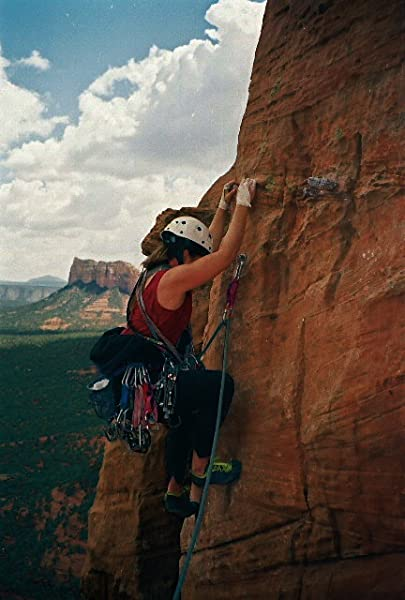 Traditional Lead Climbing A Rock Climbers Guide to Taking the Sharp End of the Rope