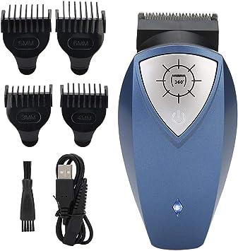 Cortapelos para hombres, cortadora de cabello eléctrica ...