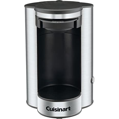 Amazon.com: Cuisinart 1-cup Acero Inoxidable Brewer: Kitchen ...