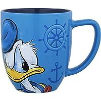 Disney Parks Donald Duck Face Large Ceramic Mug