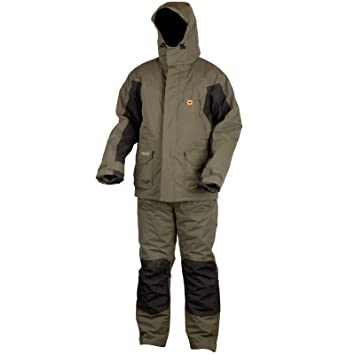 Prologic Angeln Winteranzug L Max5 Comfort Thermo Suit 2 Teiler Gr