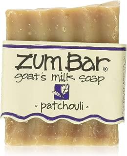product image for ZUM Patchouli Goat Milk Soap Bar, 3 OZ